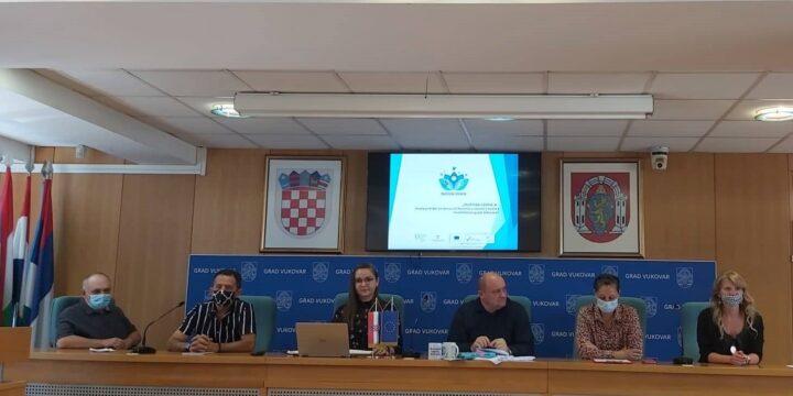 "Uvodna konferencija projekta ""Društvenog centra IN """