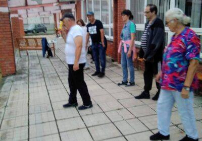 "Radionica plesa UOI ""Vuka"" Vukovar"